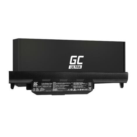 Green Cell Ultra akkumulátor A32-K55 A33-K55 Asus A55 K55 K55A K55V K55VD K55VJ K55VM K75 R400 R500 R500V R700 X55A X55U