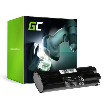 Green Cell Kéziszerszám akkumulátor Makita ML700 ML701 ML702 3700D 4071D 6002D 6072D 9035D 9500D 1500mAh