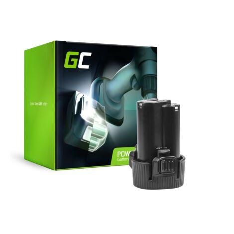 Green Cell Kéziszerszám akkumulátor Makita DF030D DF330D TD090D JV100DWE