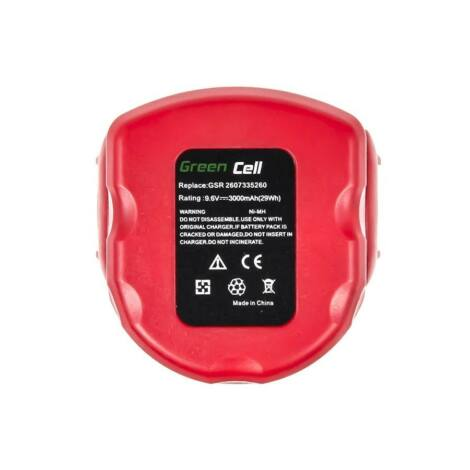 Green Cell Kéziszerszám akkumulátor Bosch O-Pack GSR 9.6VE2 PSR 9.6VE-2