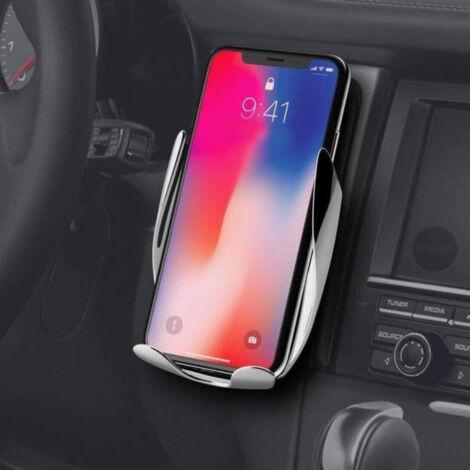 Smart Vezeték nélküli Qi töltő autós tartó automata megfogóval