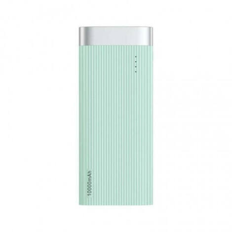Baseus Power Bank Parallel line portable version 10000 mAh Menta (PPALL-PX03)