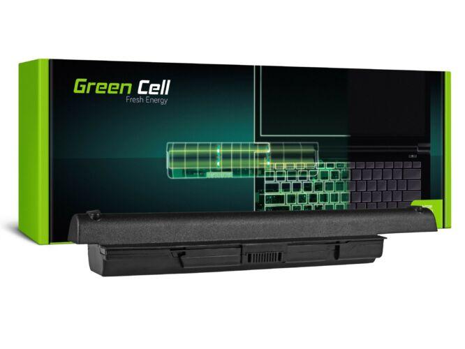 Green Cell Laptop akkumulátor Toshiba Satellite A200 A300 A500 L200 L300 L500