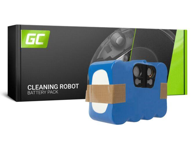 Green Cell akkumulátor EcoGenic, Hoover, Indream, JNB, Kaily, Robot, Samba
